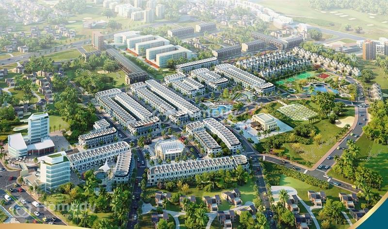 Dự án Khu đô thị Tăng Long Angkora Park Quảng Ngãi