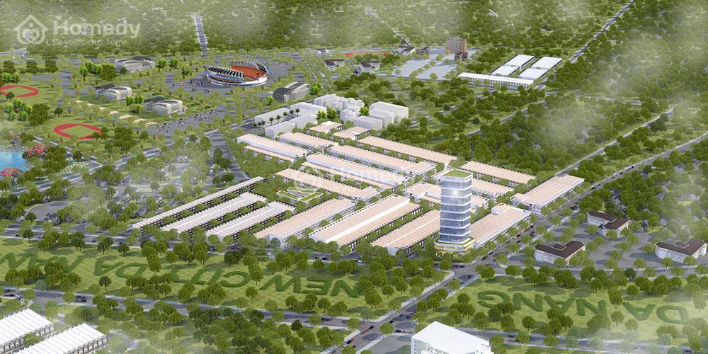 Phoi canh new da nang city