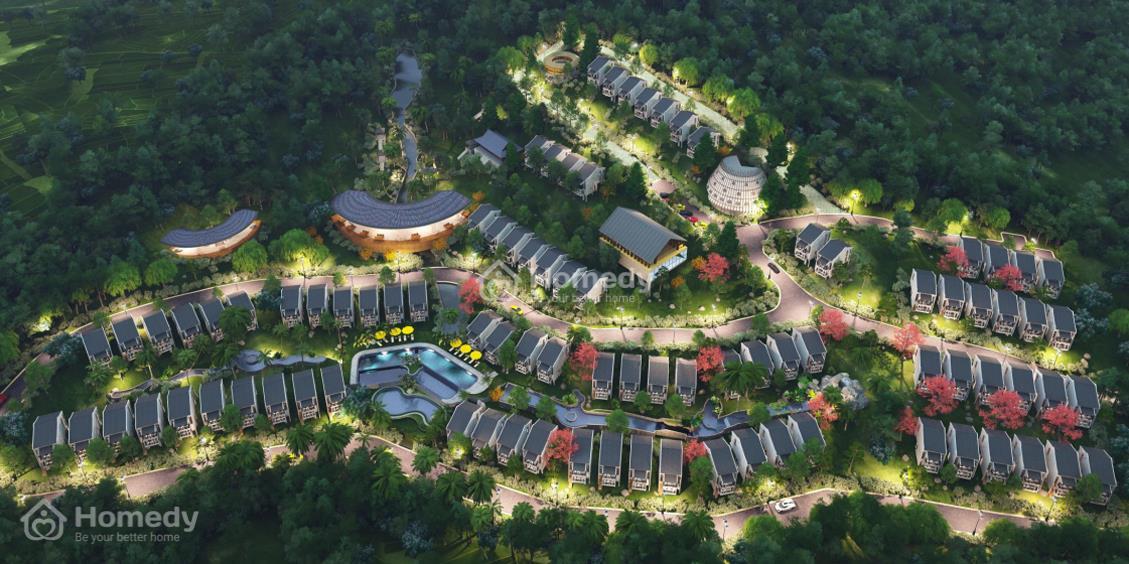 tonkin village