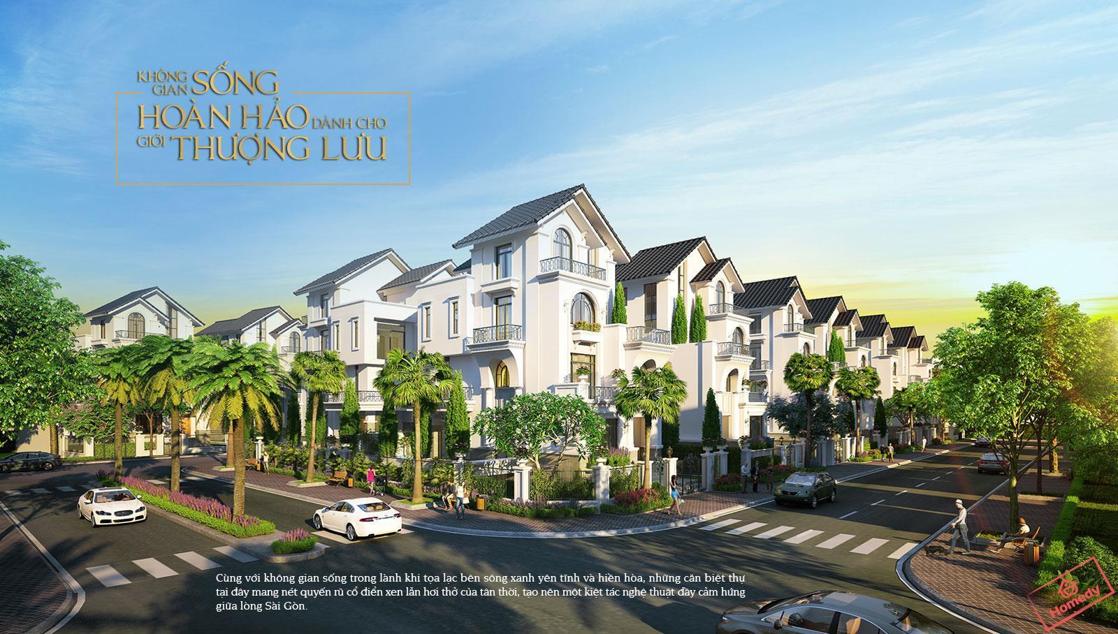 phoi canh du an saigon mystery villas