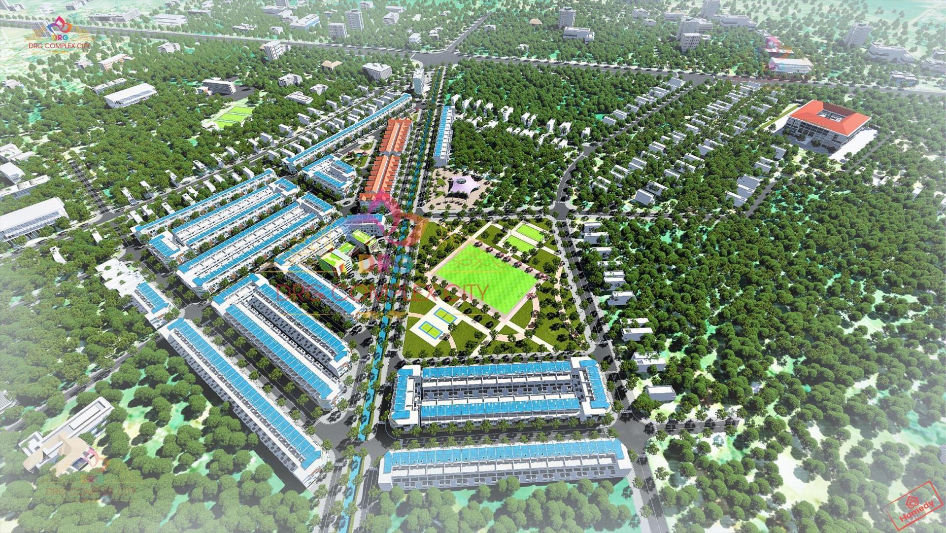 dgr complex city