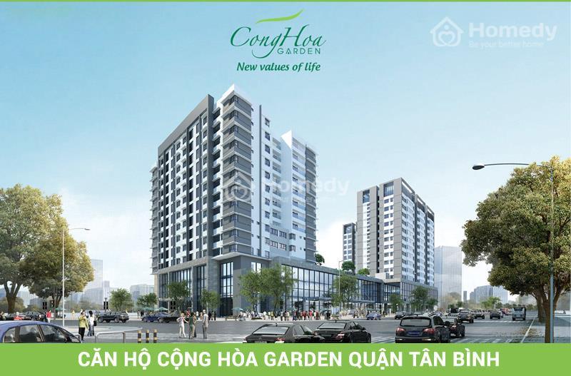 cong hoa garden