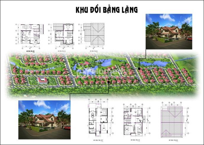 Hạ tầng, quy hoạch của Khu đô thị Dịch vụ Du lịch Sinh thái Giang Điền | ảnh 4