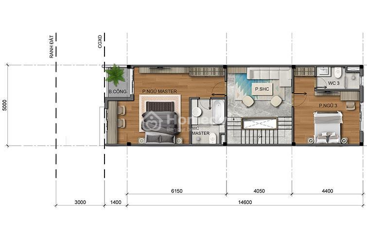 Tiện ích dự án Văn Hoa Villas