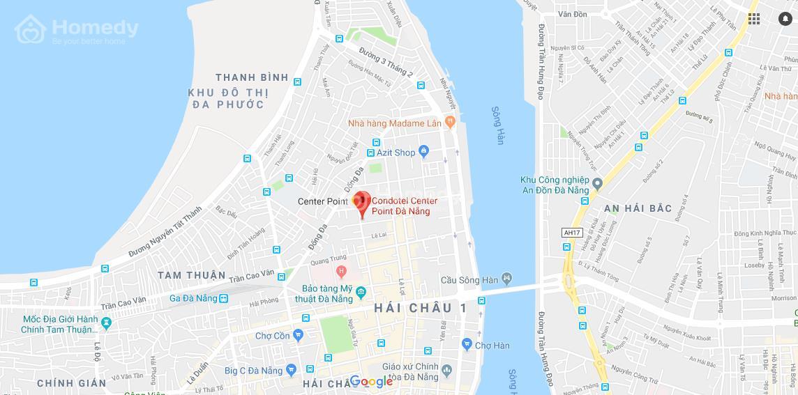 Center Point Resident Đà Nẵng
