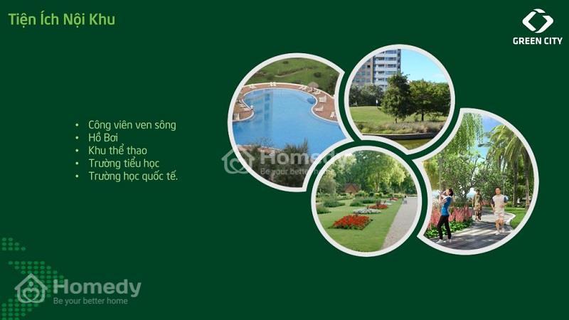 Phối cảnh villa Green City Quận 9