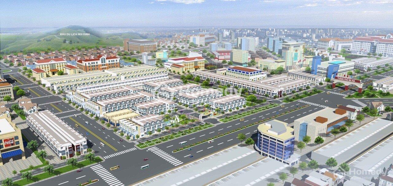 Tổng quan dự án FELIX CITY tại khu du lịch núi Dinh Bà Rịa