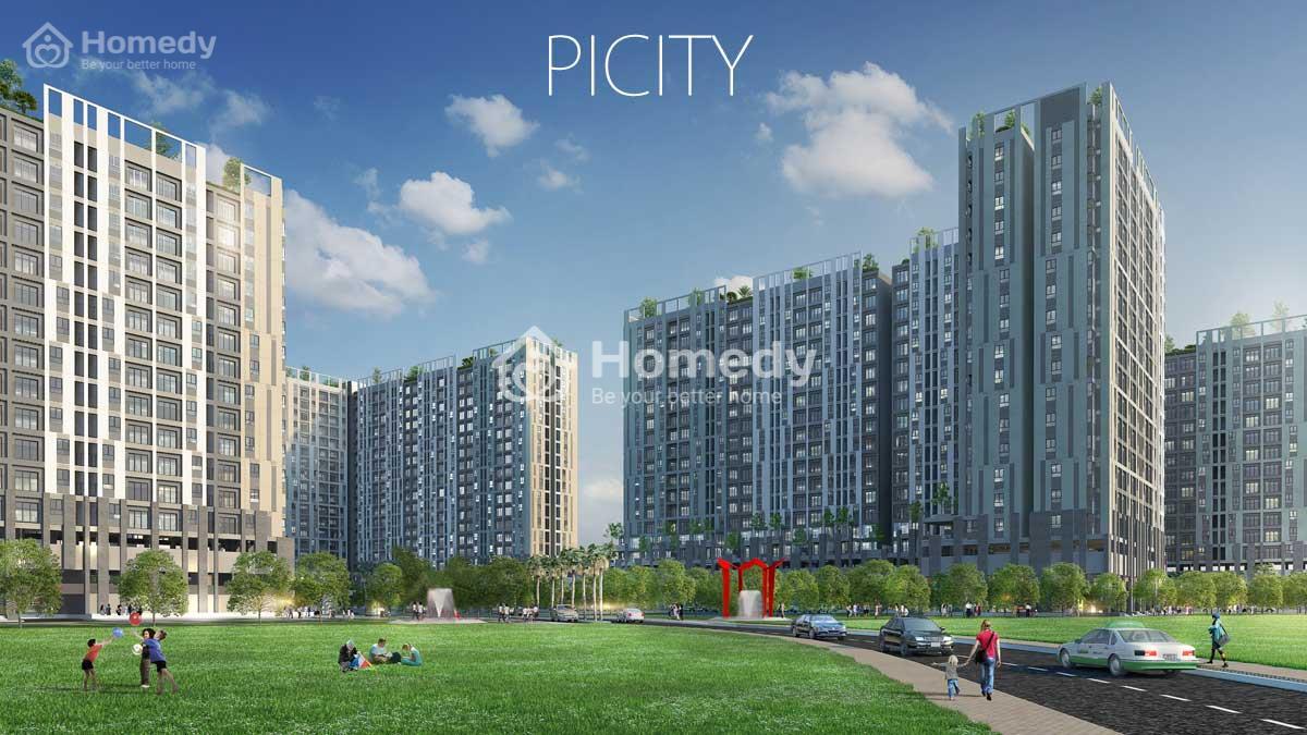 Pi City Thạnh Xuân