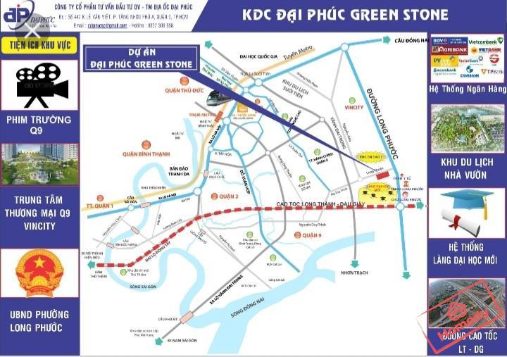 dai phuc green stone