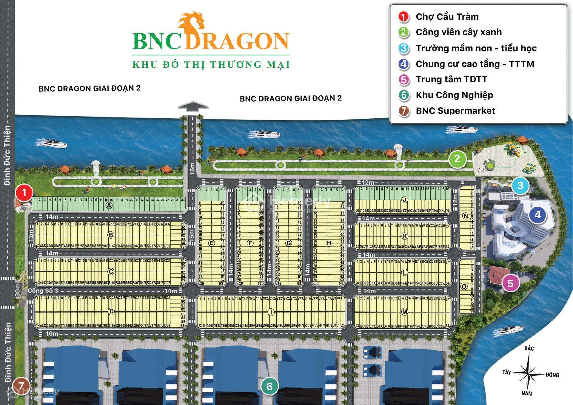 BNC Dragon