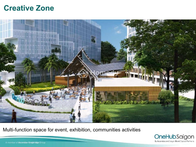 Dự án OneHub Saigon Quận 9