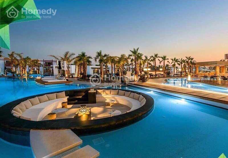 novabeach villas resort