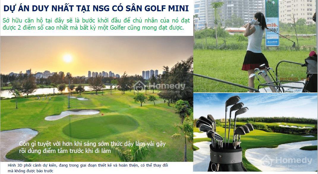 charmington golf & life