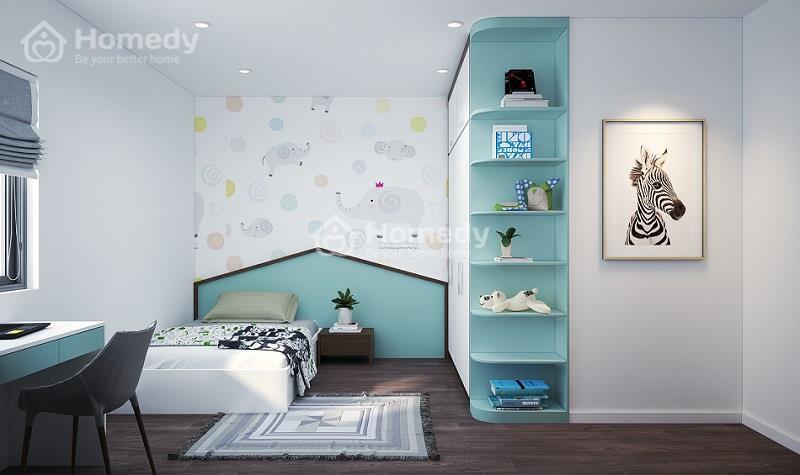 Thiết kế căn hộ Thống Nhất Complex