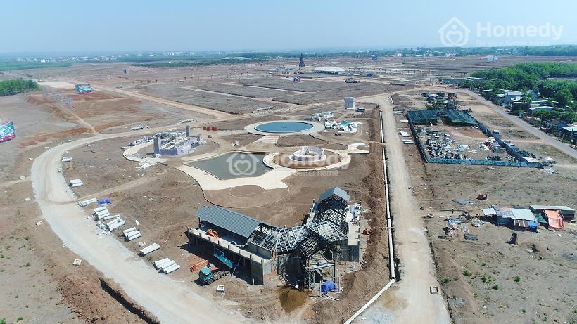 thị trường đất nền TP Hồ Chí Minh năm 2019