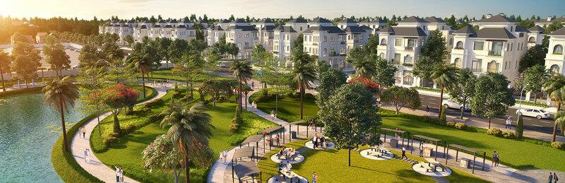 Vinhomes Green Villas