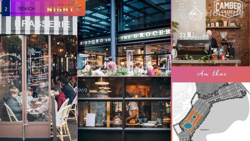 Shophouse Flamingo Đại Lải
