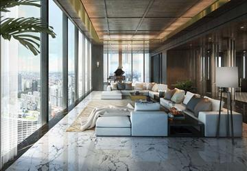 Căn hộ penthouse giá bao nhiêu? Những điều chưa biết về penthouse