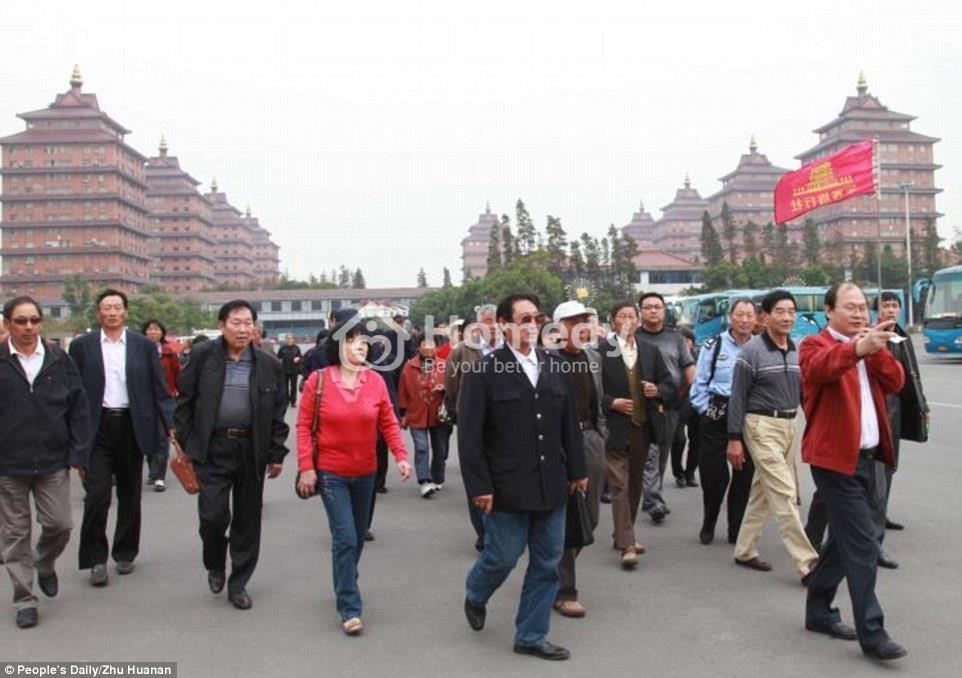 Làng huaxi - làng hoa tây - Trung Quốc