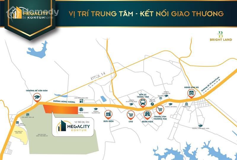 Mega City Kom Tum