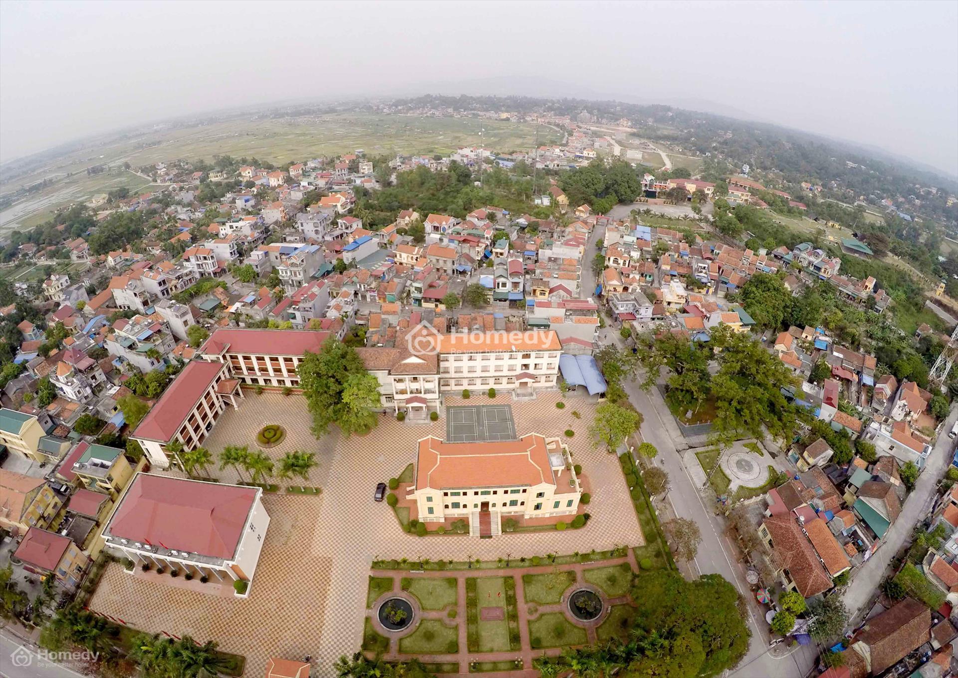tạm dừng đấu giá đất nền trên địa bàn thị xã Quảng Yên