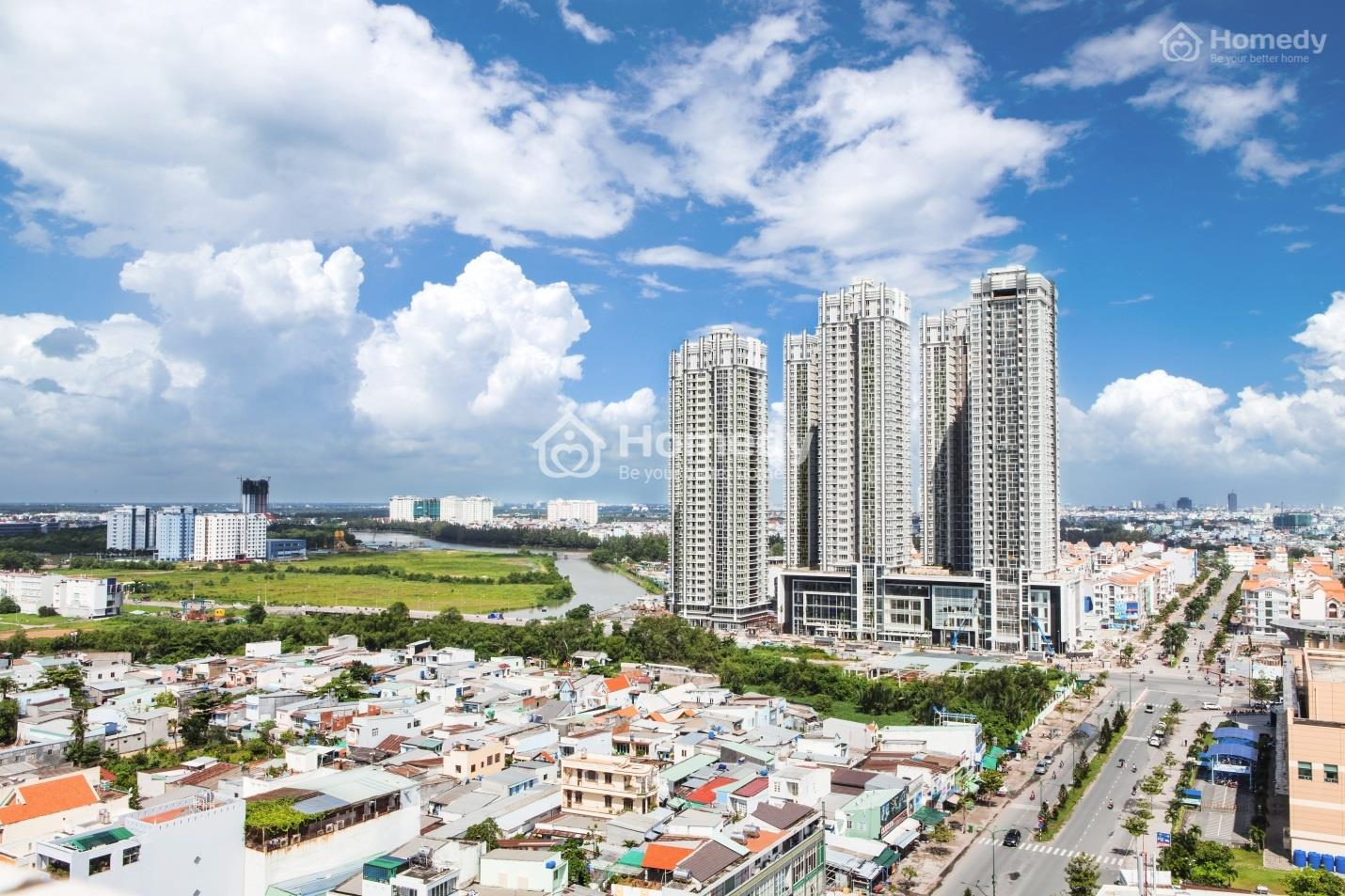 thị trường chung cư sụt giảm mạnh