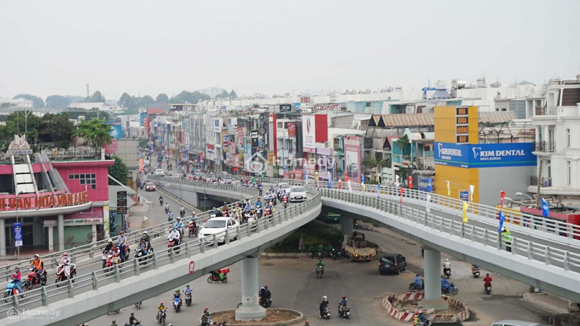 Gò Vấp là cửa ngõ phát triển kinh tế của thành phố Hồ Chí Minh