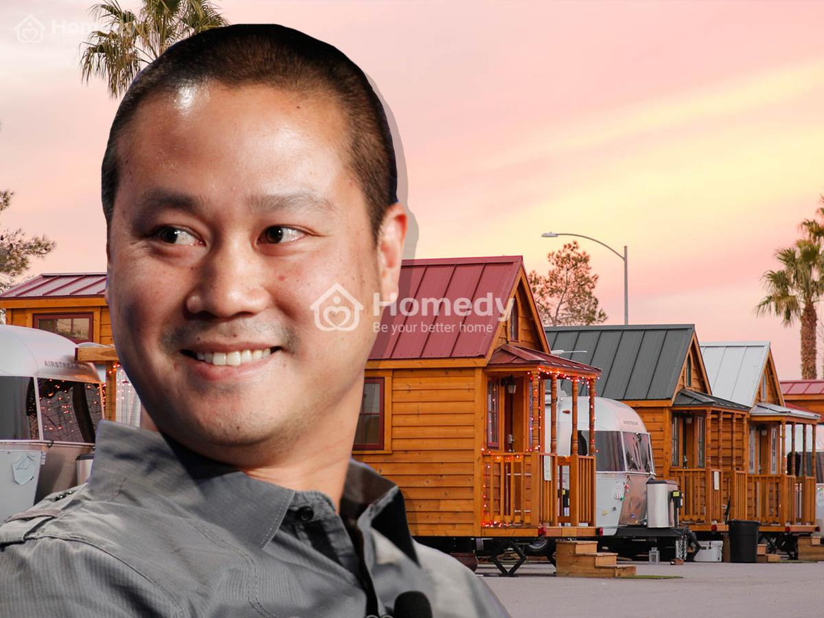 công viên xe kéo Tony Hsieh
