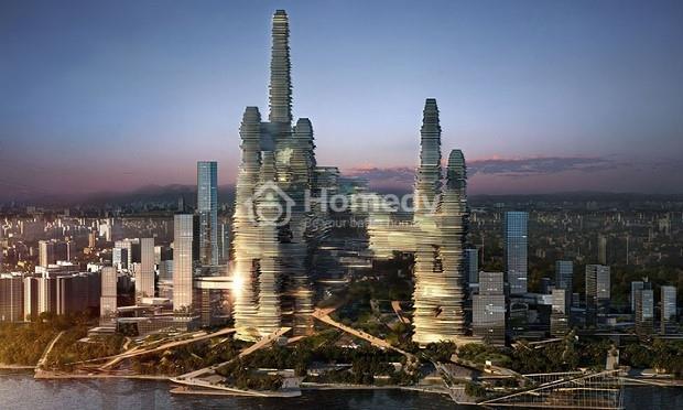 Top 6 siêu dự án tham vọng nhất thời đại