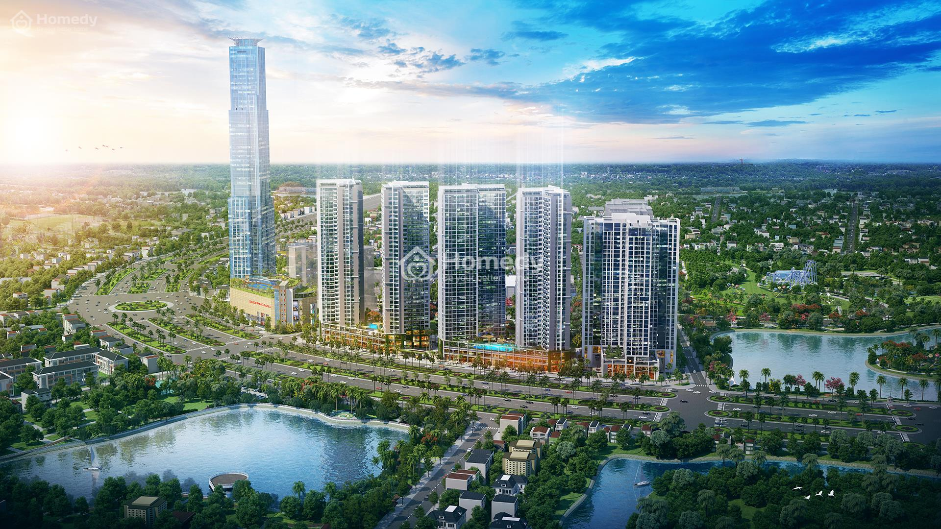dự án Eco Green Saigon