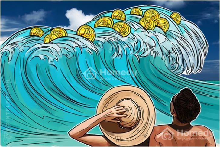 """Đầu tư BĐS """"lướt sóng"""""""