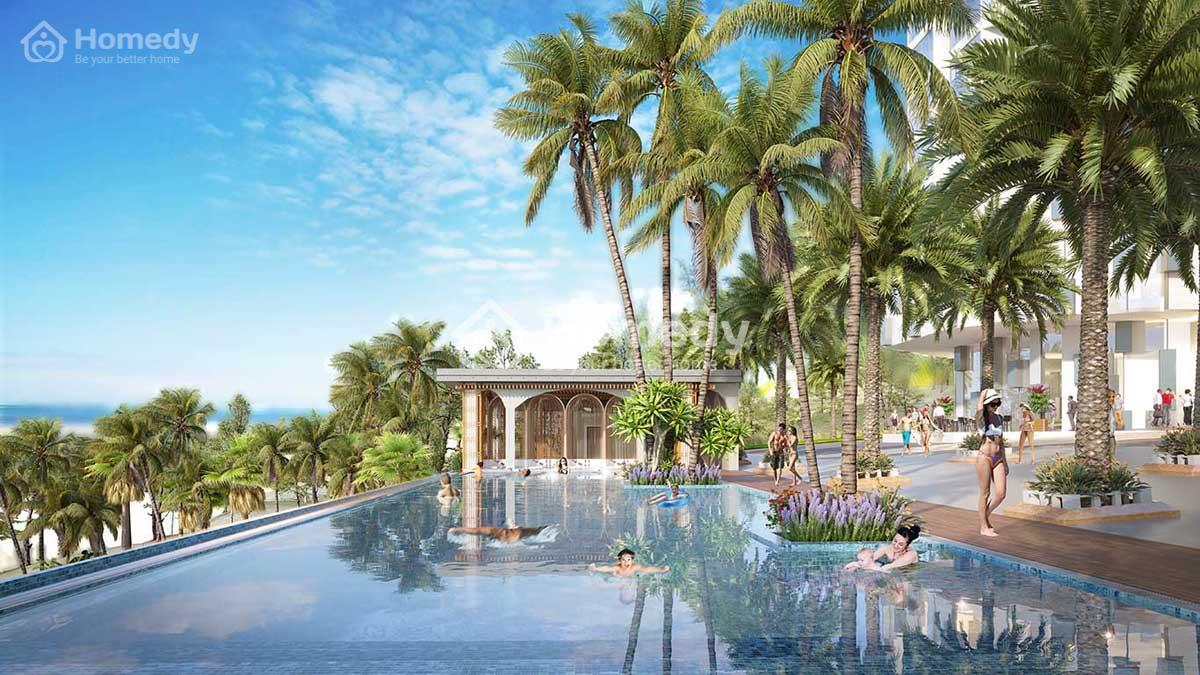 dự án căn hộ Apec Mandala Wyndham Huế