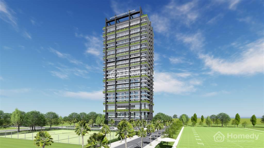 Phối cảnh dự án Center Point Đà Nẵng