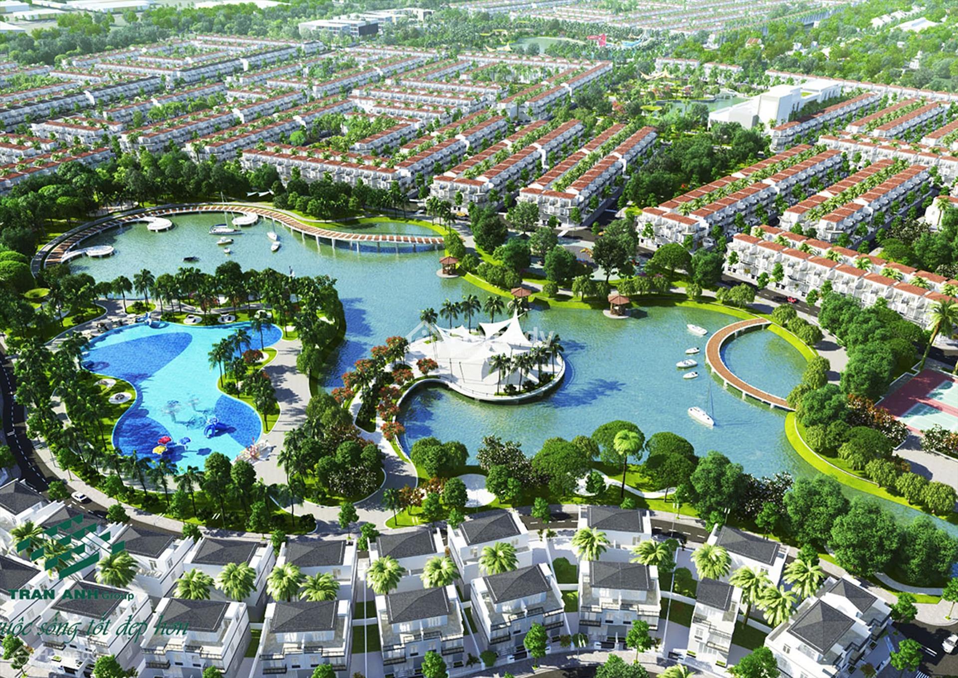 Dự án Khu dân cư Bella Vista TP Hồ Chí Minh