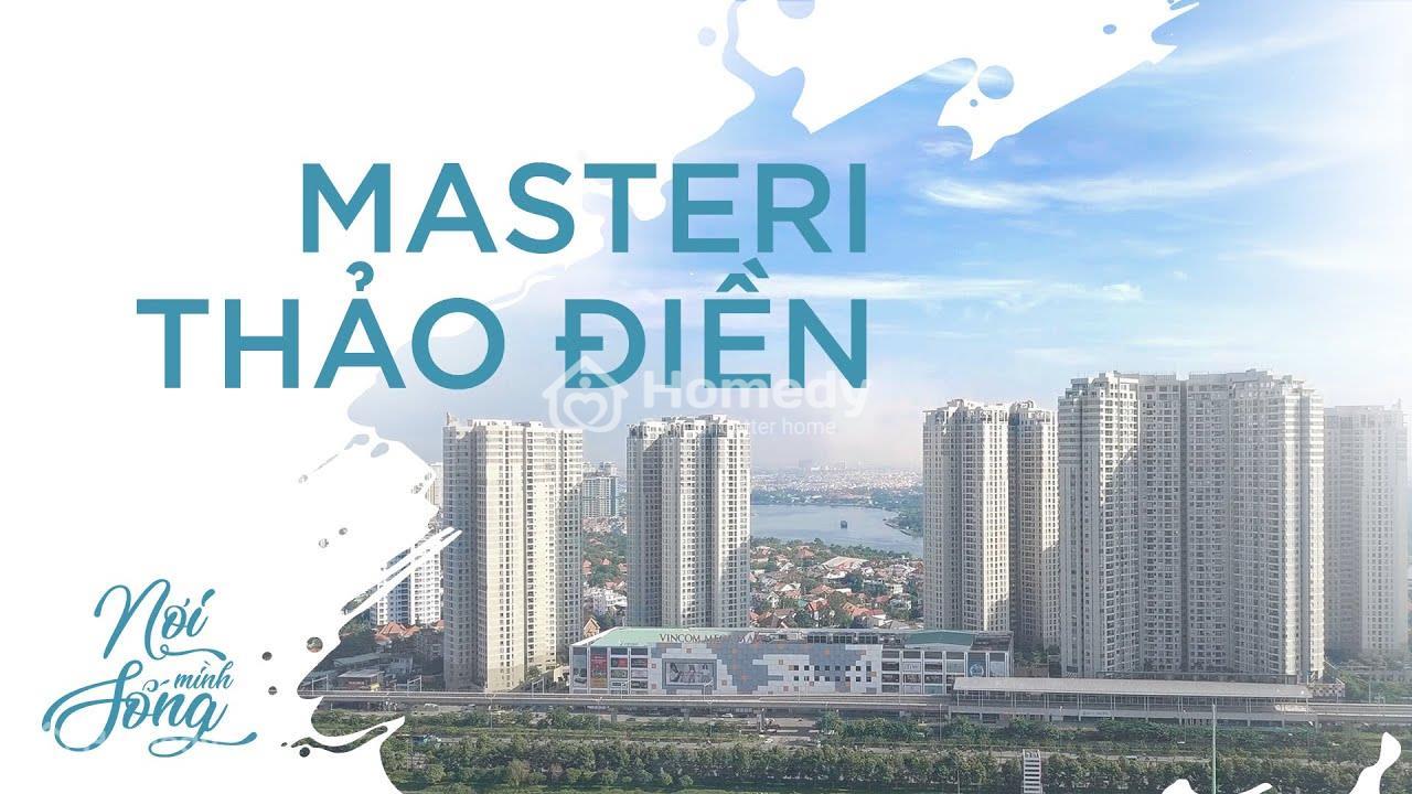 Chung cư Masteri Thảo Điền