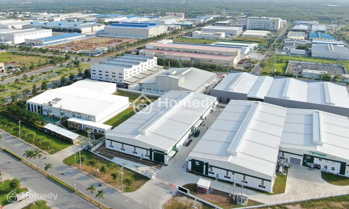 Bất động sản công nghiệp Bình Phước