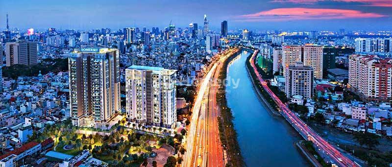 Thị trường cho thuê căn hộ quận Bình Thạnh