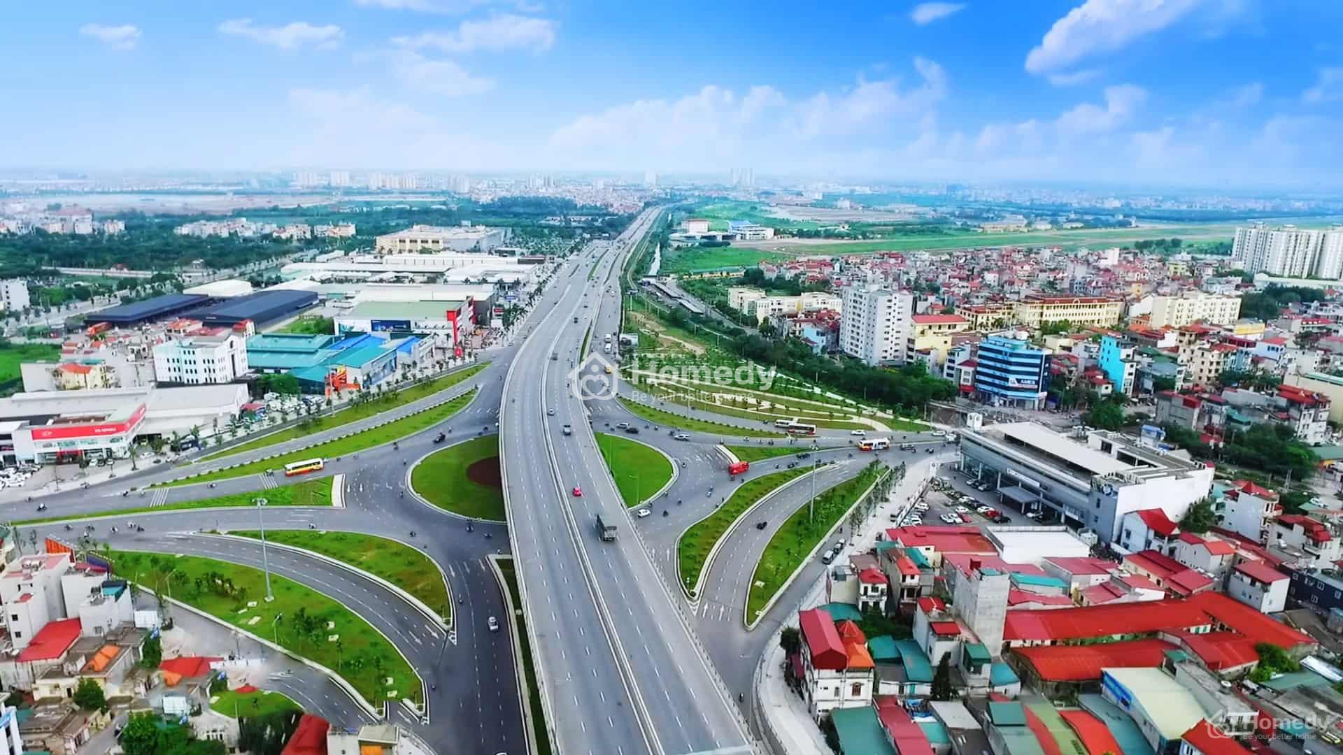 Bất động sản quận Long Biên