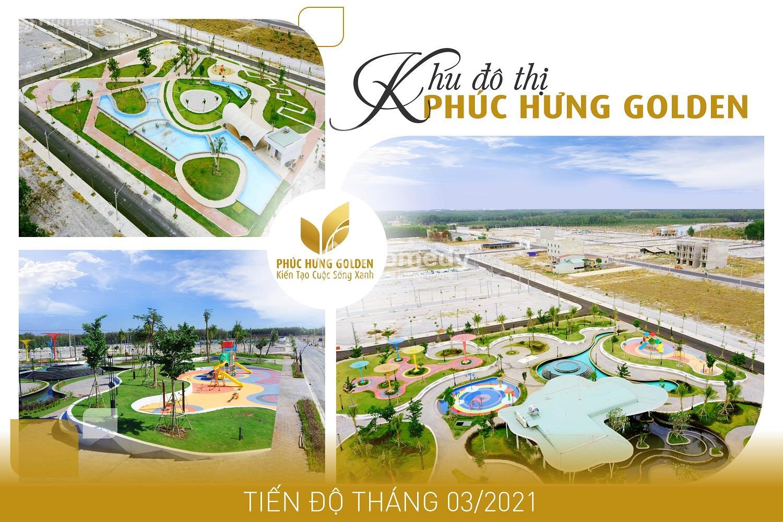 giá bán đất nền dự án Phúc Hưng Golden