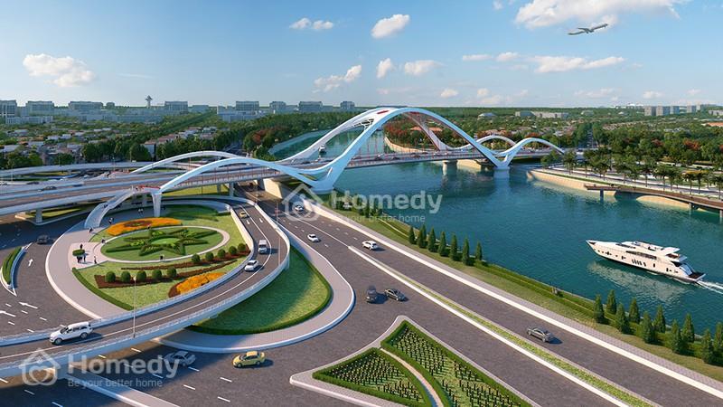 hạ tầng thành phố hải phòng
