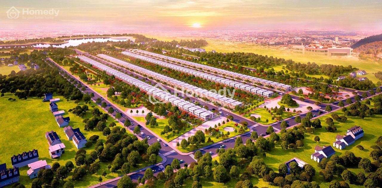 Dự án đất nền Bà Rịa Vũng Tàu