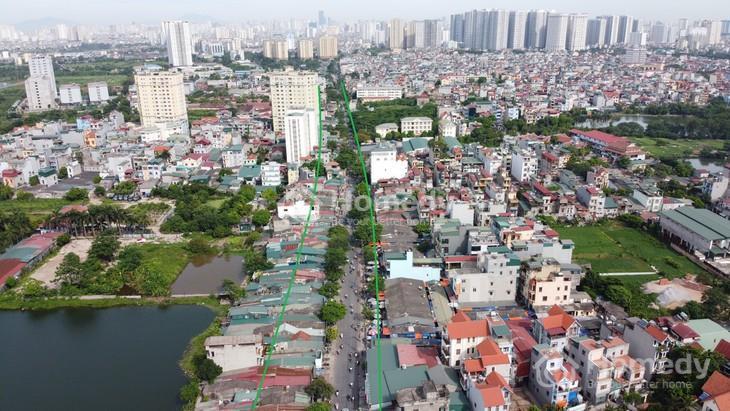 Mua nhà phường Lĩnh Nam quận Hoàng Mai