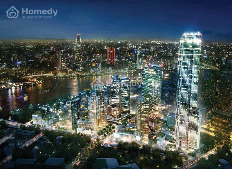 Chung cư Empire City Quận 2
