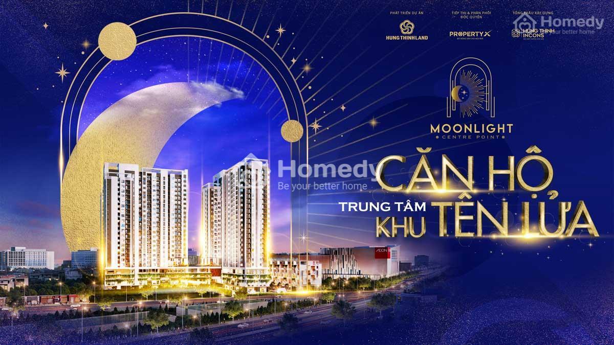 Dự án căn hộ chung cư Tp Hồ Chí MinhMoonlight Centre Point