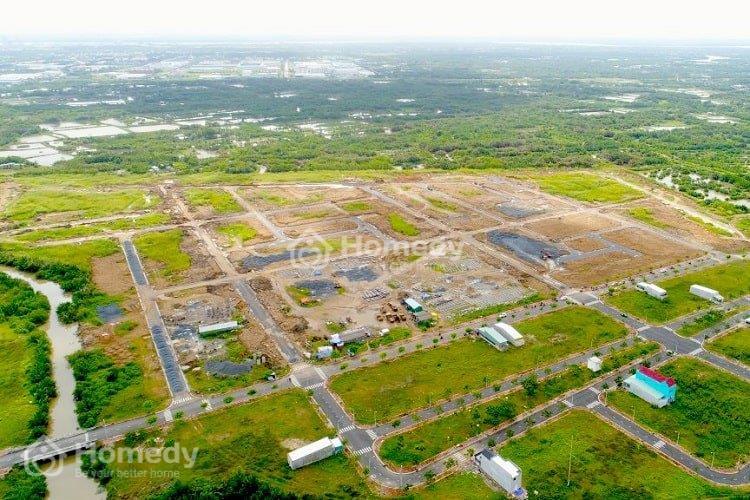 Mua bán đất ven Tp HCM được nhiều người quan tâm