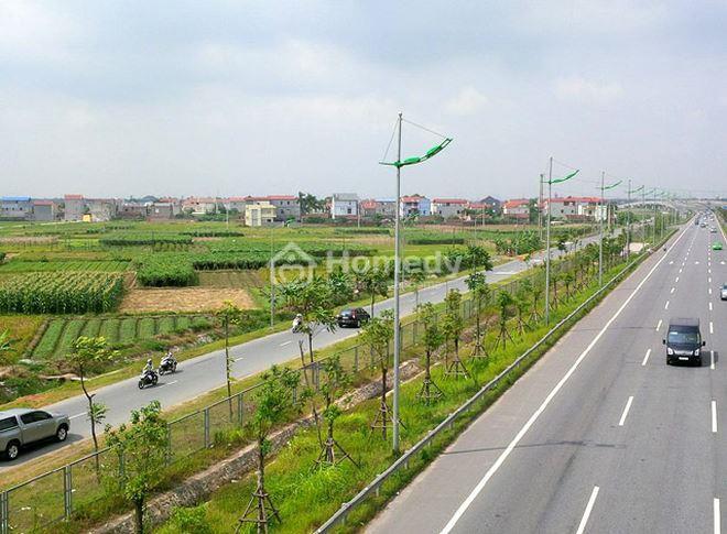 Thị trường mua bán đất Hà Nội