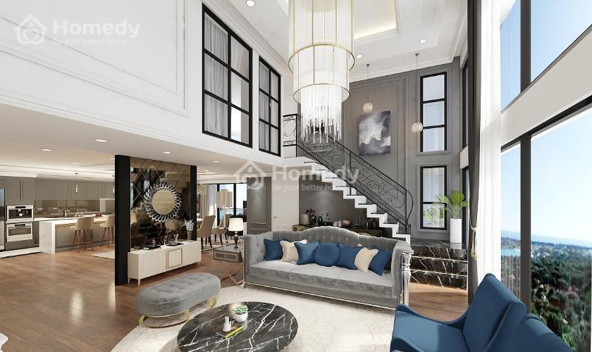 Cho thuê căn hộ Duplex TP HCM
