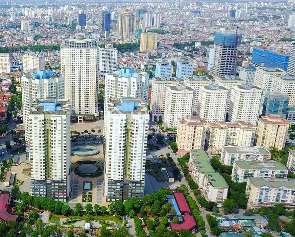 Cho thuê căn hộ chung cư Hà Nội