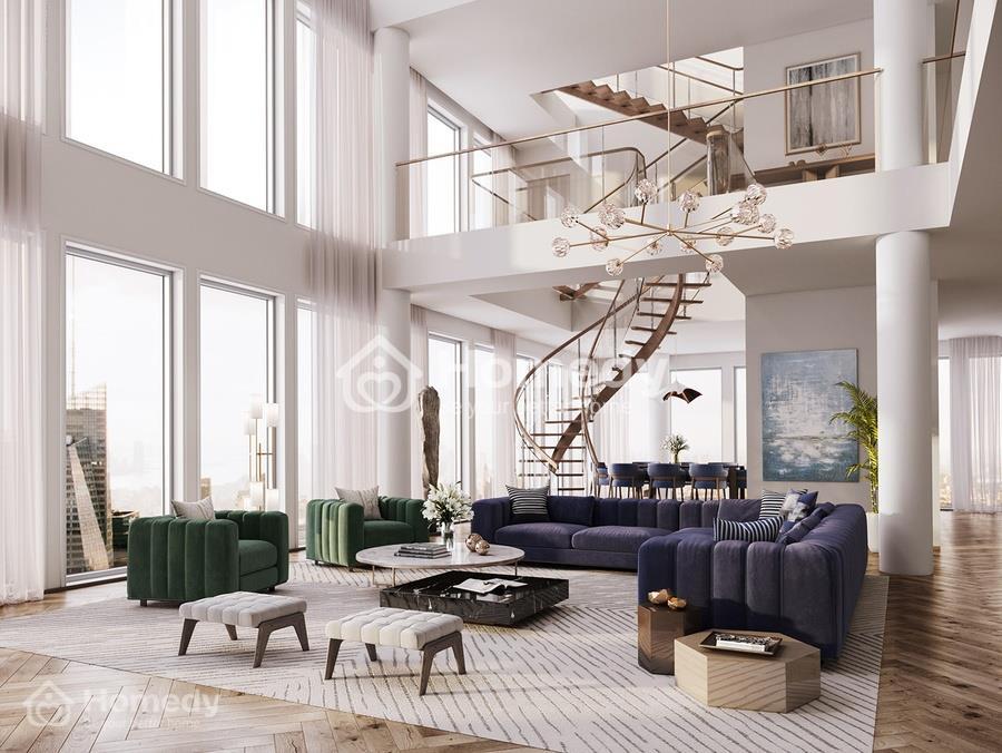 mua căn hộ penthouses