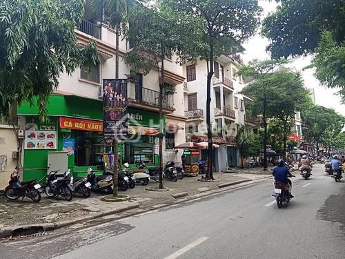 Cho thuê nhà nguyên căn để kinh doanh tại Hà Nội